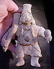 Colima Warrior Ceramic  C300BC-300AD w/video