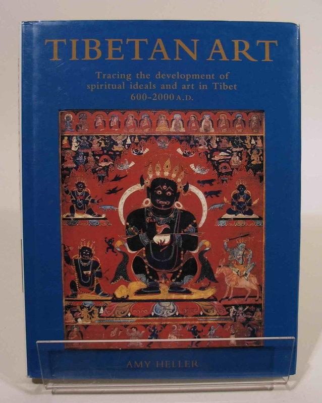 """""""Tibetan Art"""" by Amy Heller"""