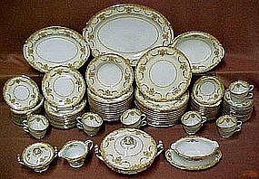 Twelve Place Setting Noritake Camillia Dinnerware Set