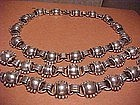 STUNNING RANCHO ALEGRE TAXCO NECKLACE &  TWO BRACELETS