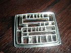 David Andersen Norway Modernist Brooch BSO