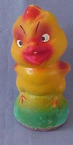 German Easter Chick Compo Candy Container
