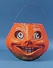 Vintage Amer. Pulp Halloween Jack O