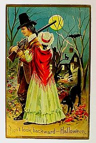 1910 Halloween Post Card