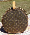 Louis Vuitton Monogram Hat Box