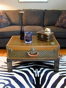 Louis Vuitton Coffee Table Trunk Item 1064571