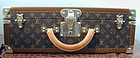 Louis Vuitton Trunk/Suitcase Bisten 50 - Impeccable!