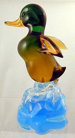 Seguso Luxardo Duck