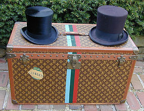 Louis Vuitton Top Hat Trunk (item  1312802) 0b342624c56