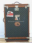 Vintage Louis Vuitton Wardrobe Trunk