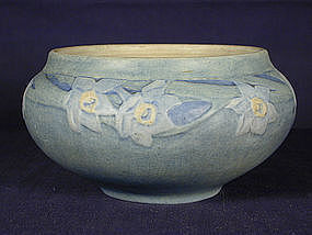 Newcomb College Art Pottery Bowl - PRICE REDUCED!