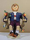 M.I. Hummel Apple Tree Boy Doll