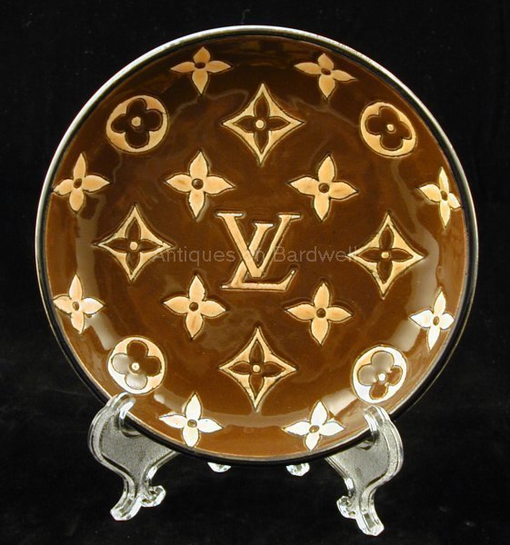Vuitton Dish (made by Longwy)