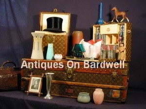 Antiques and Collectibles Grouping