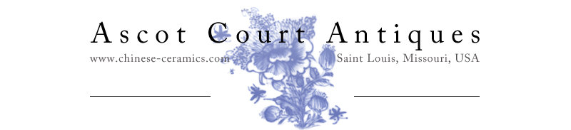 | Ascot Court Antiques | Chinese ceramics and works of art |