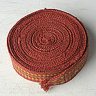 Early 20th Century, Burmese Manuscript Ribbon