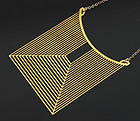 Jacques Esterel 70's Necklace - Paris Modernist