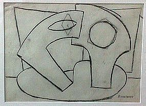 RAMSTONEV - New Hope Modernist Drawing