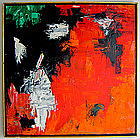 Silvia Leiferman Abstract Expressionist 1960