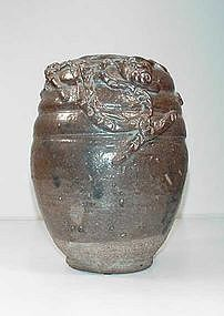 S.E.Asian Brown Jar