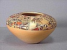Hopi pot by Rita Andrews