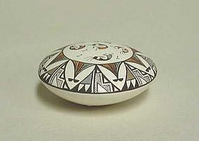 AMERICAN ACOMA MINI SEED POD BY S. LEWIS #2