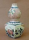 JAPANESE EARLY 19TH CENTURY IMARI VASE