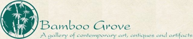 Bamboo Grove - Antique Asian Art - Specializing in Chinese and Japanese
