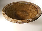 Annamese Brown Glaze Bowl