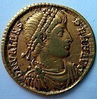 A LATE ROMAN/EARLY BYZANTINE GOLD SOLIDUS