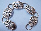 Danecraft Scandinavian Style Bracelet, c. 1960