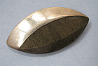 Mexican Sterling and Agate Pin, Ledesma, c. 1960