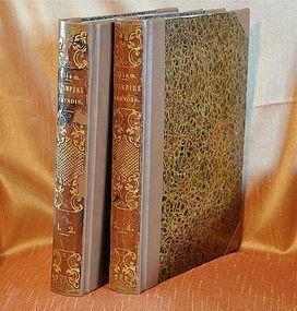 L'Empire Chinois Book Set of Steel Engravings