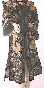 Embroidered Chinese Robe