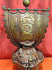 Japanese Bronze Takarabune or Treasure Ship