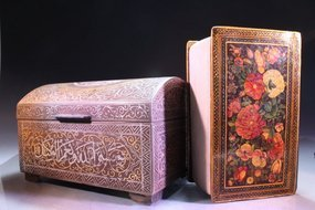 Superb Persian Quran Text, Late 17th Century,