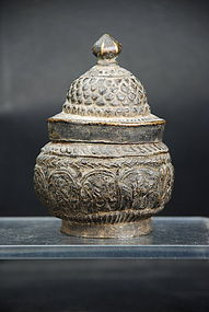Rare Hindu Box, Nepal, 17th C.