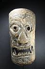 Important Himalayan Mask, 18th C.
