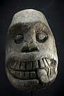 Important Funeral Mask, Dayak Peoples
