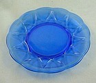 Newport Hairpin Bread & Butter Plate - Cobalt
