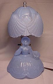 L.E. Smith Company Southern Belle Lamp