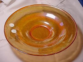 Madrid Iridescent Console Bowl