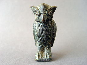 A Chinese bronze age owl