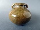 A Longquan Guan glazed jarlet