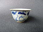 A lovely Ming Dyn. Chenghua Period blue and white cup