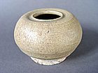 A Five Dynasties Water Pot