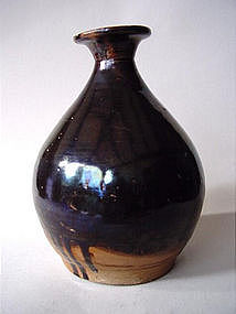Black Song Dynasty vase !