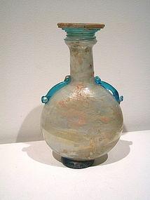 Roman style Glass vessel by Avem attr.