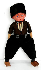 Dutch Boy Doll