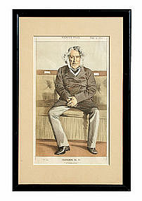 Vanity Fair Caricatures